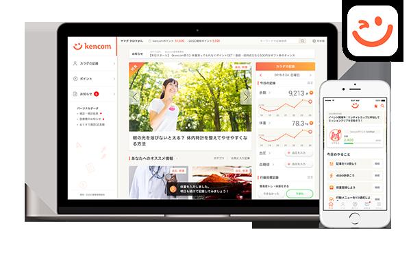 kencomサービス紹介画像